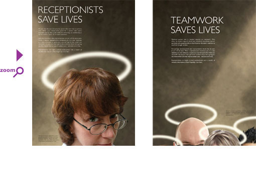 save lives ad campaign